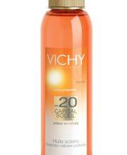 Vichy Capital Soleil Olie Beschermend SPF 20 125 ml