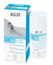 Eco Cosmetics Zonnelotion Parfumvrij SPF50