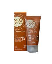 Earth Line Argan Bio Sun Care Face Age Control SPF15
