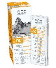 Eco Cosmetics Snow & Fun Sachets SPF50+
