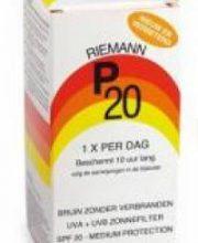 P20 Zonnebrand Spray Factor 15 – 100 ml