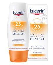 Eucerin Sun Allergy crème-gel Factor 25 150ml